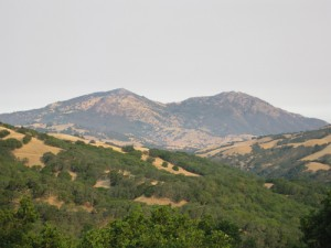 Mount Diablo from Morgan Territory